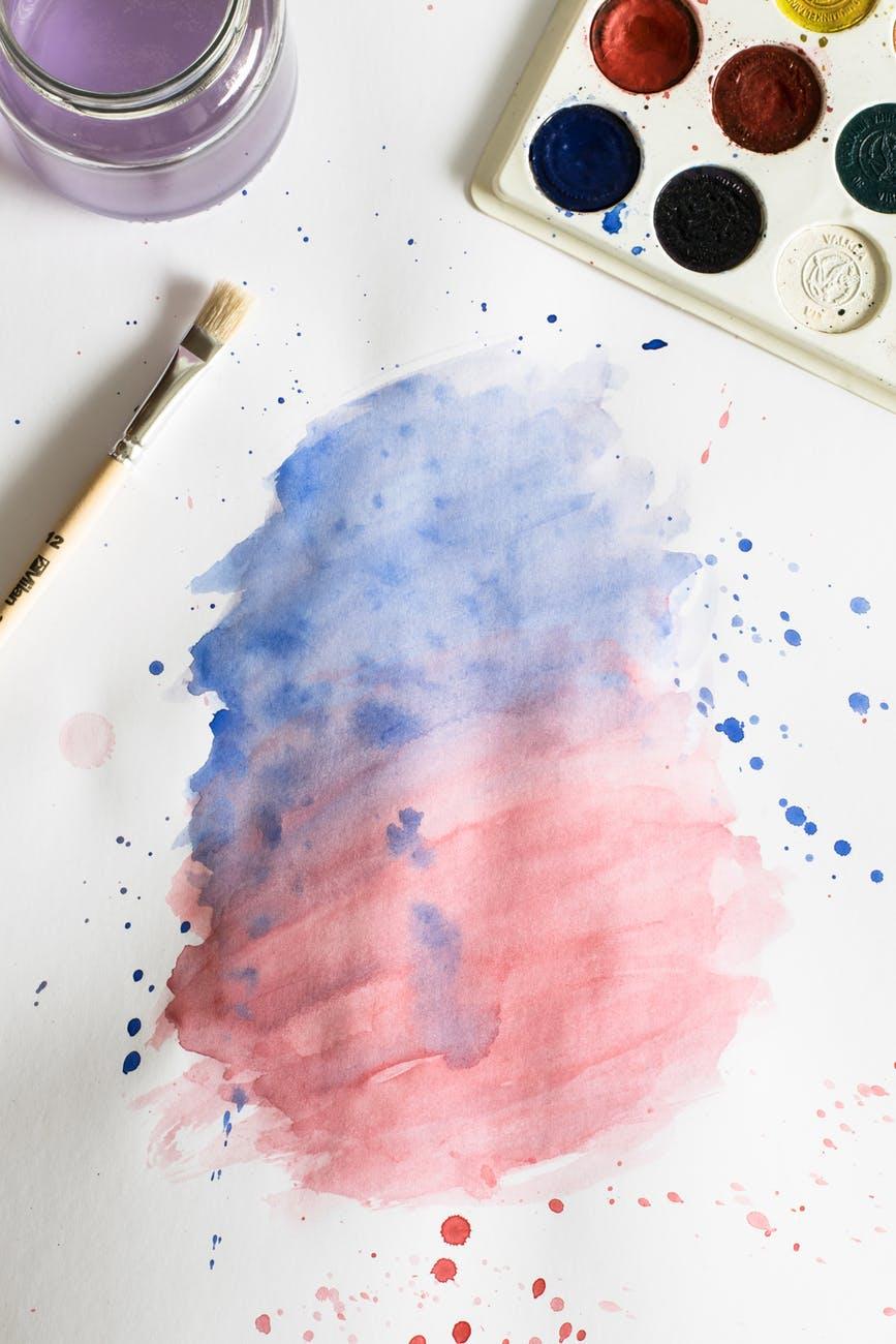 art art materials artistic brush